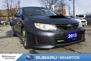 2013 Subaru WRX BASE|MANUAL|HEATED SEATS|AWD