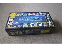 Associations - the classic game of quick connections