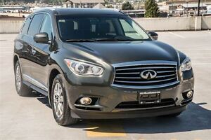 2013 Infiniti JX35 Loaded Navigation DVD