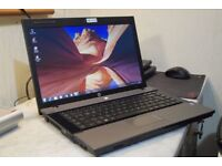 "Excellent condition HP ProBook 15.6"" HDMI laptop. 6GB DDR3 RAM. 320GB hard drive. Radeon HD graphics"