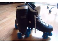 SFR RAPTOR QUAD ROLLER SKATES and Accessories UK 9 (Adults)
