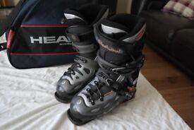 Rossignol Ladies Ski Boots Soft Light 3 size 4/285mm