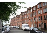 1 BEDROOM FURNISHED FLAT FOR RENT ** BAILLIESTON ** EAST END