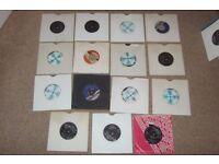 "15 x 7"" Motown Vinyl Records Collection!! CLASSIC SOUL!!!"