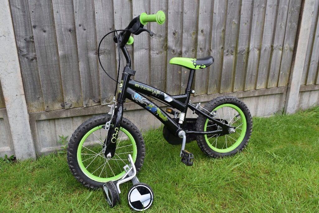 Ben 10 14 inch wheels bike   in Coventry, West Midlands   Gumtree