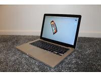 MacBook Pro Nov. 2012, 13inch, 2.5 GHz Intel Core i5