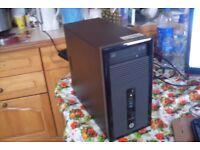HP ProDesk AMD Kabini Jaguar Quad Core 500GB Windows 10 Pro 4GB RAM Radeon Graphics Gaming XBOX ONE