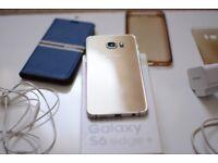 Samsung Galaxy S6 Edge + Plus Gold 32GB