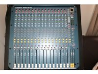Mixing Desk - Allen & Heath MixWizard - MINT!