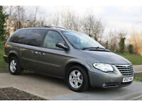 2007 Chrysler Grand Voyager 2.8 CRD Executive XS 5dr STOW & GO, LEATHERS, AUTO, DIESEL, 3M WARRANTY