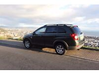 2008 Chevrolet Captiva 2.0 Diesel Manual 4x4