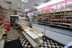 Running Business of Grocery and Butcher Shop on High Road Leytonstone