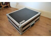Heavy Duty Flight Case, suitable for a Mixing Desk at 460mm width. £50.00 ono