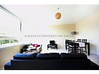 Large 4 bedroom flat with private balcony in Oval