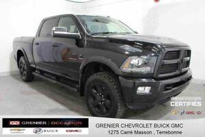 2016 Ram 2500 4WD CREW CAB Laramie HEAVY DUTY CUMMINS *CUIR GPS