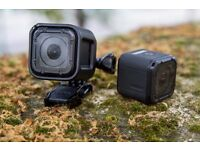 gopro 4 session cube hd wifi waterfroof camera