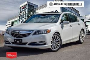2015 Acura RLX Tech at One Owner| No Accident| 7 Yrs Warranty Inc