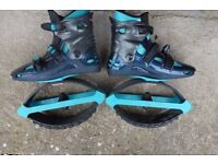 Jumping Jax Anti Gravity Boots Size 45