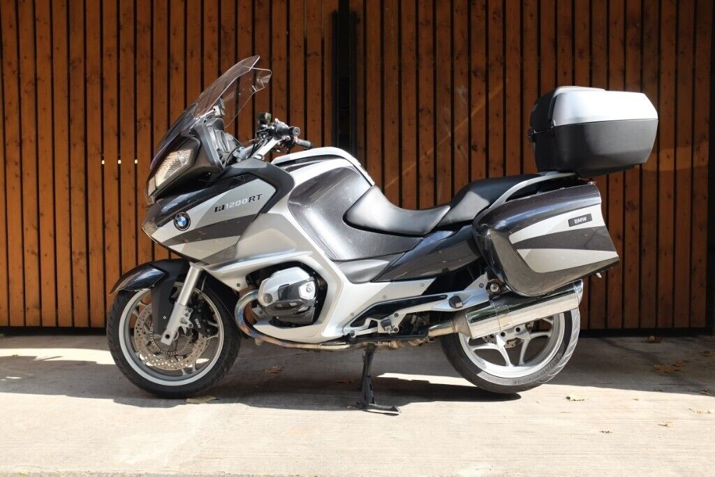 bmw r1200rt se mu dohc  full factory luggage  only 29000
