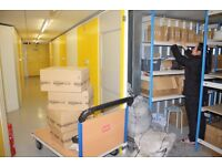 Storage with associated office / workspace, Low cost + introductory offers