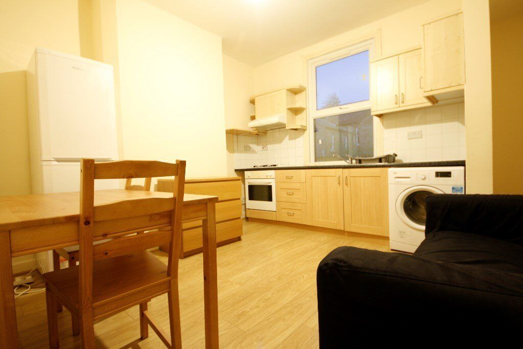 Modern, fully furnished One bedroom flat in Elephant and Castle