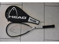 Head squash raquet