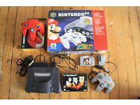 Nintendo 64 & Goldeneye