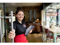 Full/ Part Time Bar and Waiting Staff - Up to £7.80 per hour - Three Horseshoes - Hertfordshire