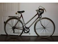 Beautiful Vintage Woman's Bike