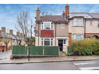SW17 - CHURCH LANE - A STUNNING NEWLY REFURBISHED 3 BED END OF TERRACE HOUSE WITH ON STREET PARKING