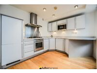 *High Spec Three Huge Bedroom Apartment With Private Balcony, Located Short walk from Greenwich DLR