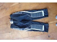 Selsport padded astro/3g 3/4 trousers