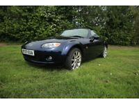 Ideal for the summer. MX-5 in great condition, 11 months MOT.