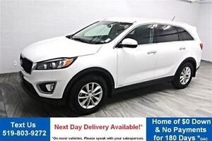 2016 Kia Sorento LX AWD! HEATED SEATS! POWER LIFTGATE! BLUETOOTH