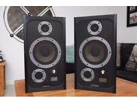 Wharfedale E20 retro speakers