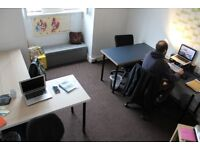 Cheap desks to rent in Brixton office space