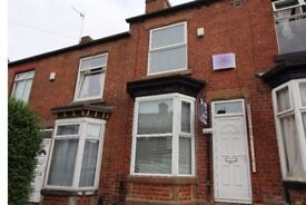 2 Double Rooms to let Students/Professionals Edmund Rd.S2 4EG nr Hallam Uni /City Center £65 pppw