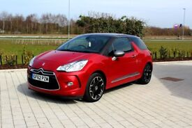 Citroen Ds3 DSSTYLE + E-HDI, 0£ Road Tax