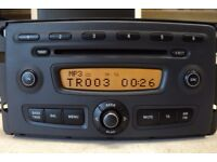 SMART FORTWO RADIO CD MP3 PLAYER A4518202879/002