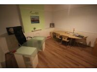 Spacious Room- Office- Ideal Excellent Location- Four Banks Corner Chorlton-Barlow Moor Road M21