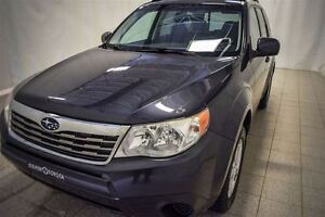 2010 Subaru Forester Commodite, AWD, Groupe Electrique, Climatis