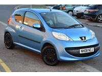 2008 PEUGEOT 107 URBAN MOVE 1.0**3 MONTHS WARRANTY AND BREAKDOWN RECOVERY**LONG MOT,JUST SERVICED