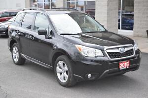 2015 Subaru Forester 2.5i Convenience Package AWD | Reverse C...