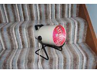 Pifco Vintage Heat lamp