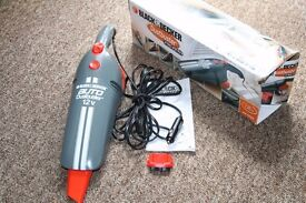 Black & Decker DustBuster 12V Auto Car Vacuum