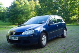 2007 Volkswagen Golf SDI
