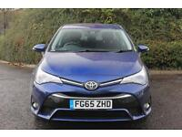Toyota Avensis D-4D BUSINESS EDITION (blue) 2015-10-31