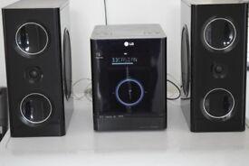 LG FA163 DAB RADIO/USB/CD/IPOD DOCK/AUXIN PLAYPHONE/60W/DABANTENNA