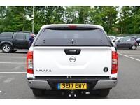 Nissan Navara DCI TEKNA 4X4 SHR DCB (white) 2017-05-31