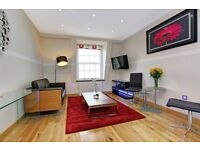 Stylish and spacious two bedroom apartment close to Marble Arch